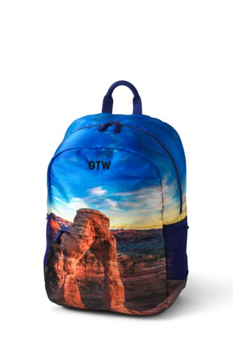 5b7f30d773d Backpacks for Girls   Backpacks for Kids   Lands  End