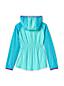 Little Girls' Waterproof Breakwater Rain Jacket