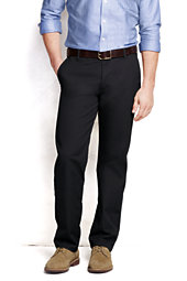 Men's Pre-hemmed Traditional Fit Hybrid Chino Pants