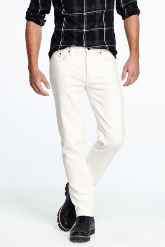 Slim Jeans aus Natur-Denim für Herren