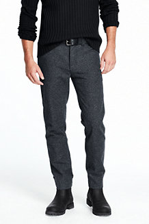 Men's Donegal Herringbone Trousers