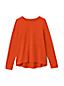 Toddler Girls' Plain Long Sleeve Jersey T-shirt
