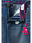 Little Girls' 5-Pocket Girlfriend Jeans