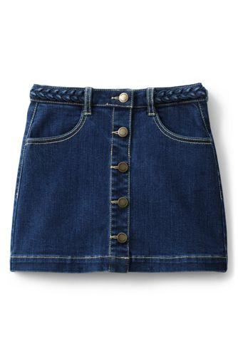 Little Girls' Denim Skirt