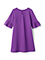 Little Girls' Bell Sleeve Ponte Dress