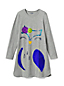 Toddler Girls' Graphic A-line Dress