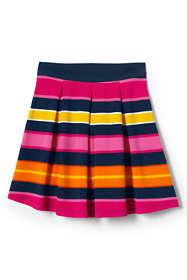 Little Girls Ponte Skirt