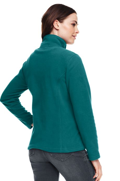 Women's Classic Fleece Quarter Zip Pullover