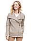 La Veste en Polaire Zippée Col Cascade, Femme Stature Standard