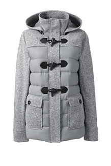 Women's Hybrid Duffle Coat