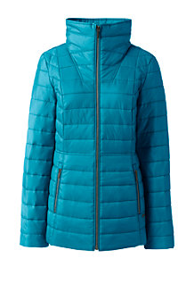 Women's Funnel Neck PrimaLoft Packable Jacket
