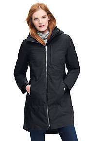 Women's Rain Coats & Trench Coats | Lands' End