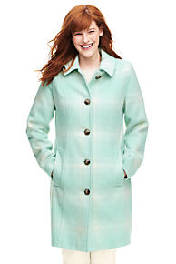 68564ca75aa Women s Plus Size Wool Car Coat