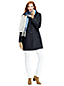 Women's Wool Blend Car Coat