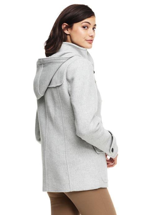 Women's Petite Duffle Jacket