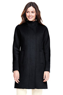 Women's Wool Blend Coat