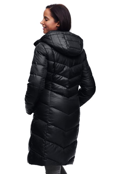 Women's Tall Chalet Long Down Coat