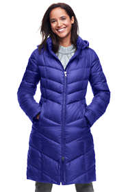 Women's Tall Chalet Long Down Coat