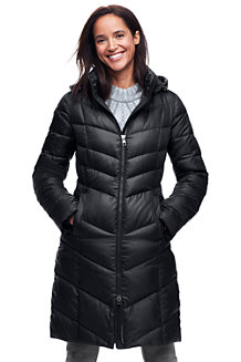 Women's Casual Down Long Coat