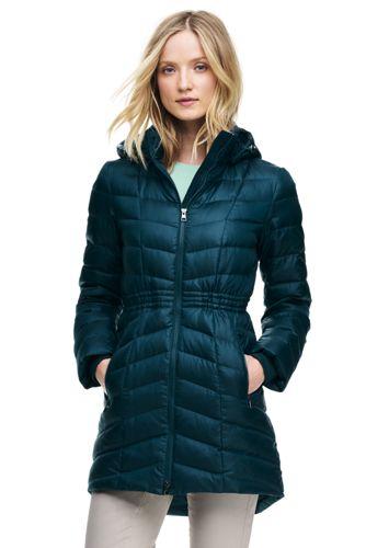 Women's Casual Down Coat