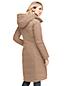 Le Manteau Commuter en Duvet, Femme Stature Standard