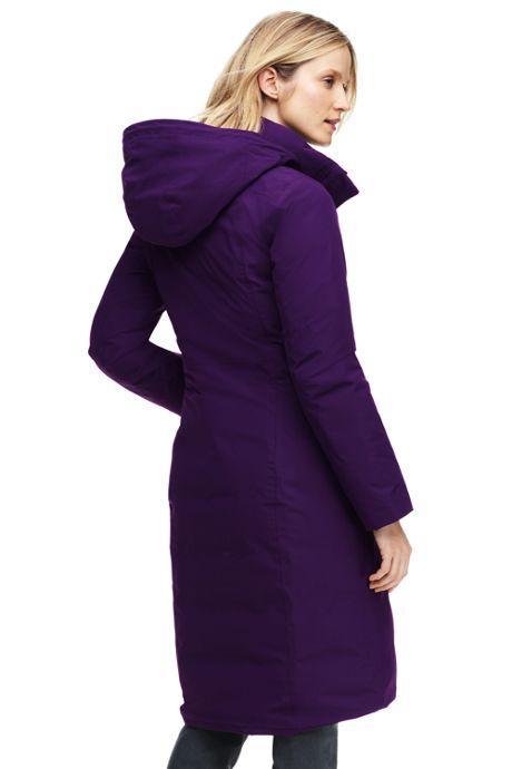 Women's Commuter Long Down Coat