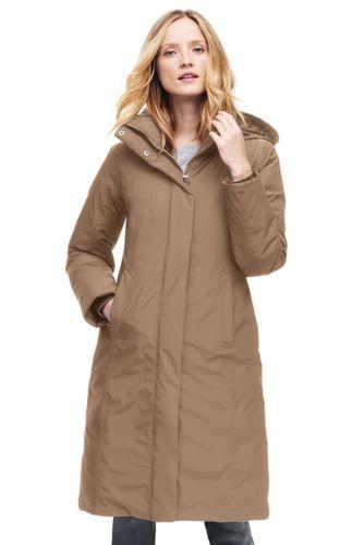 Full length Lands' End Coats