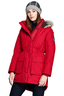Women's Expedition Down Coat