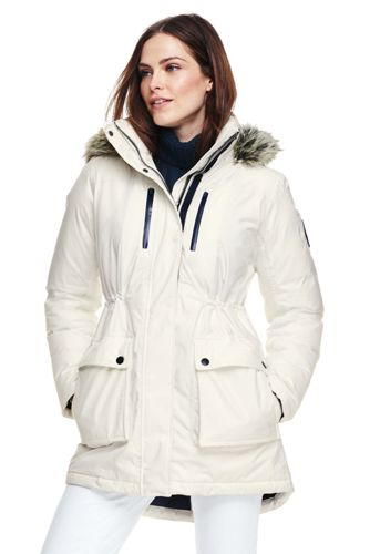 Women S Expedition Down Parka From Lands End