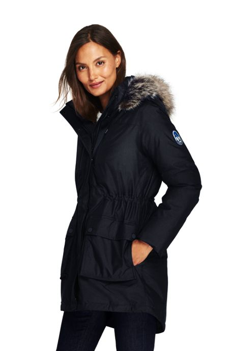 e5de61592 Women's Expedition Down Parka · Lands' End · Index · Women's Casual Clothing  ...