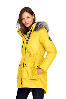 Expeditions-Daunenparka für Damen