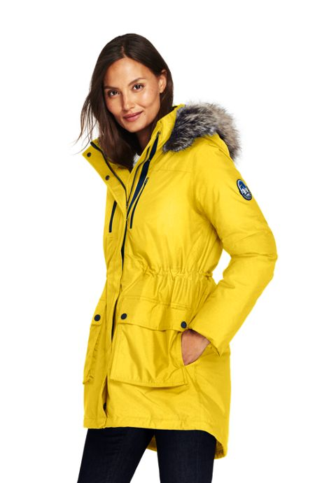 Women's Expedition Down Parka