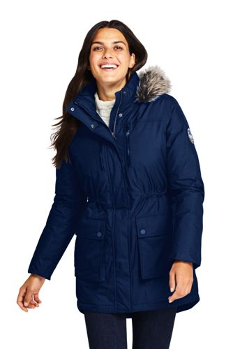 Parka Expedition en Duvet, Femme Stature Standard