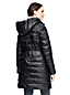 Women's Petite Lightweight Down Long Coat