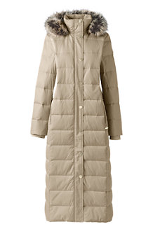 Women's Maxi Down Coat