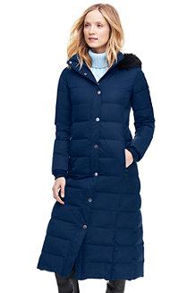 Women's Long Down Coat