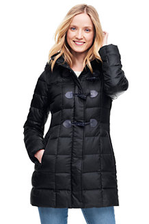 Women's Down Duffle Coat