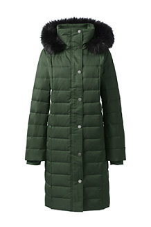 Women's Luxe Down Coat