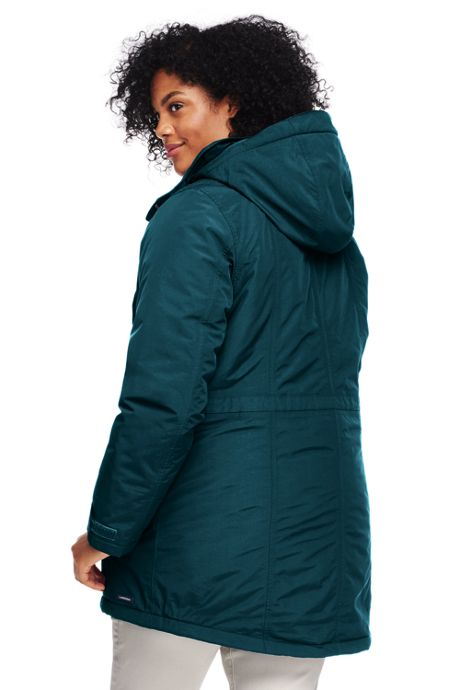 Women's Plus Size Petite Squall Insulated Parka