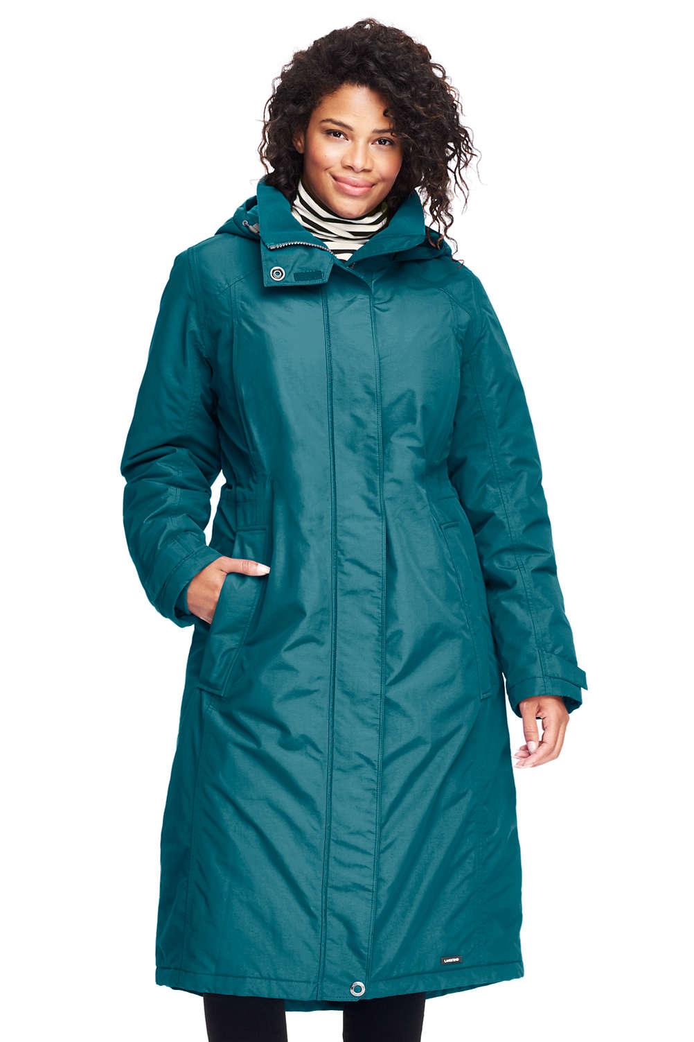a205835aec3 Women s Plus Size Petite Stadium Squall Long Coat