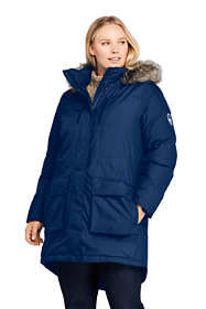 Women's Plus Size Expedition Down Parka