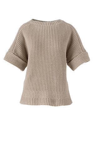 premium selection 887e1 efa4d Shaker-Pullover mit kurzen Dolman-Ärmeln für Damen | Lands' End