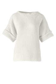 Women's Petite Short Sleeve Dolman Shaker Sweater
