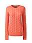 Drifter-Pullover mit Rundhals-Ausschnitt für Damen