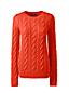 Drifter-Pullover mit Rundhals-Ausschnitt für Damen in Petite-Größe