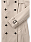Women's Cotton Trench Coat