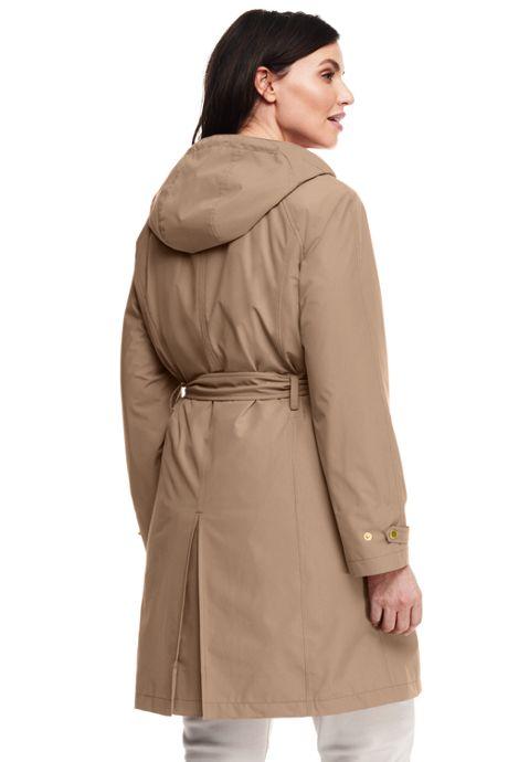 Women's Plus Size Metro Rain Coat