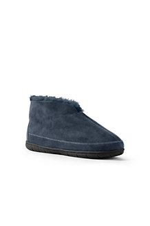 Men's Sheepskin Bootie Slippers