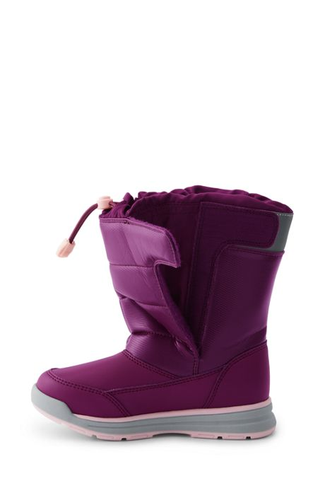 Kids Snow Flurry Winter Boots