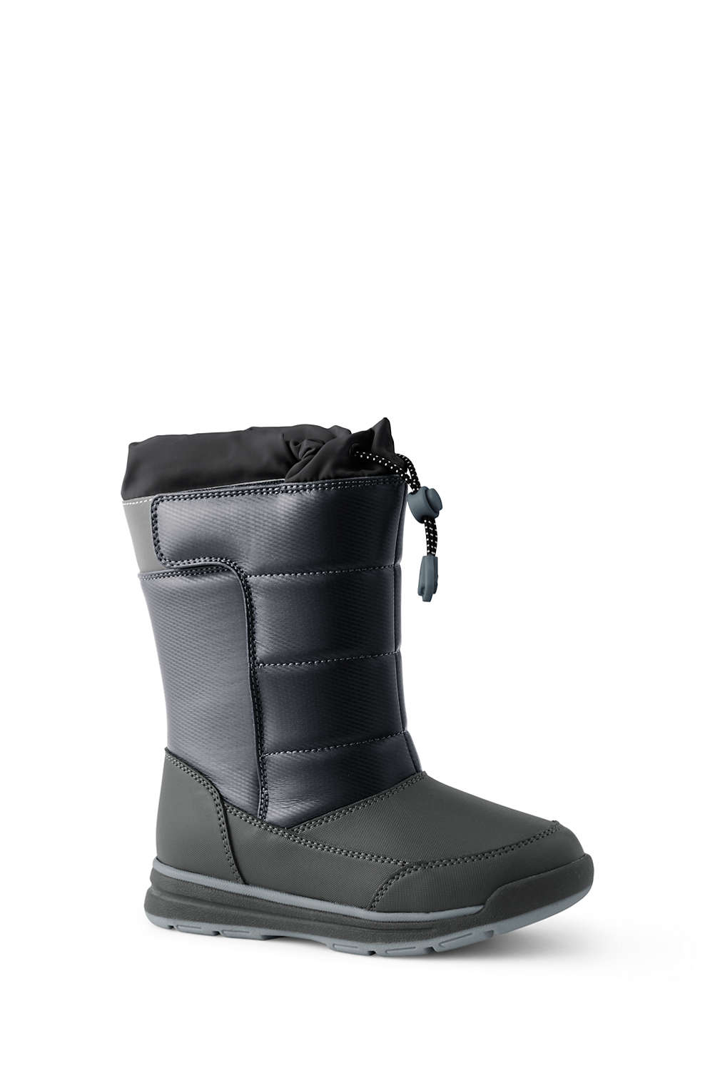 kids snow flurry winter boots from lands end